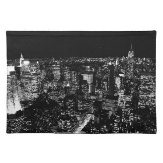 Black & White New York Placemat