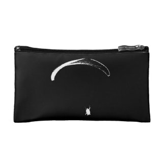 Black & White Parachute - Cosmetic bag