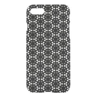 Black & White Patterns | Hexagons I iPhone 7 Case