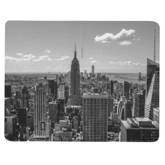 Black & White Photo of the New York City Skyline Journal