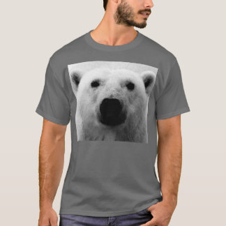 Black & White Polar Bear T-Shirt