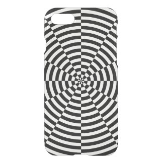 Black & White Radiation by Kenneth Yoncich iPhone 7 Case
