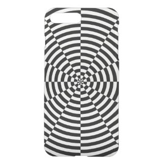 Black & White Radiation by Kenneth Yoncich iPhone 7 Plus Case