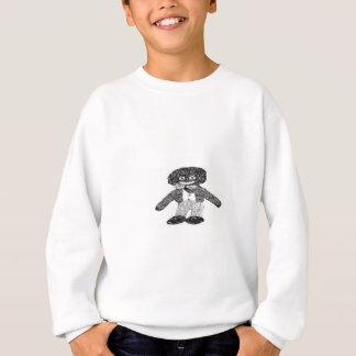 Black & White Retro Golly Sweatshirt