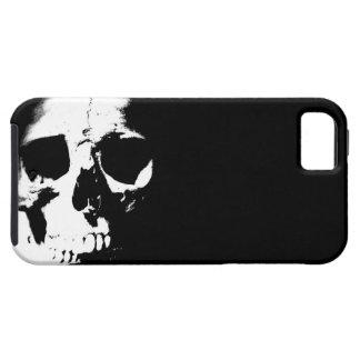 Black & White Skull iPhone 5 Case