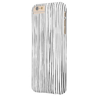 Black&White Striped Phone Case