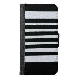Black White Stripes Cool Simple Patterns