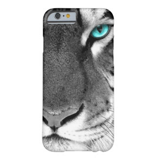 Black White Tiger Barely There iPhone 6 Case