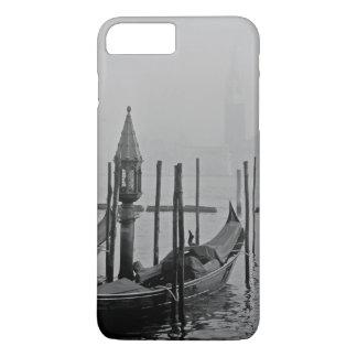 Black & White Venice Italy Travel iPhone 8 Plus/7 Plus Case