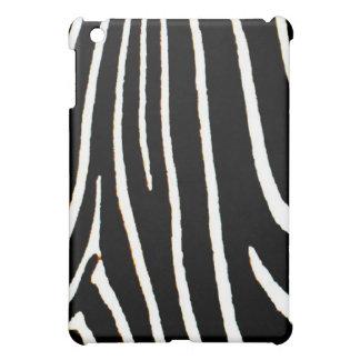 Black & White Zebra Print Cover For The iPad Mini
