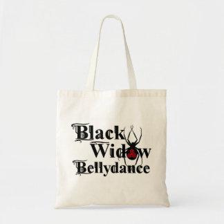 Black Widow Bellydance Shopping tote