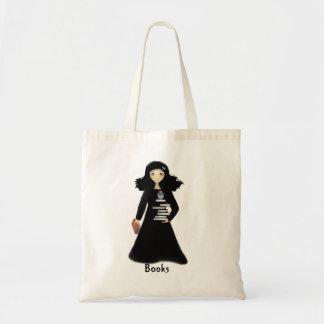 Black Widow Book Bag
