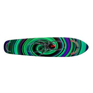 Black Widow old school  skateboard