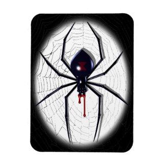 Black Widow Spider Flexible Magnets