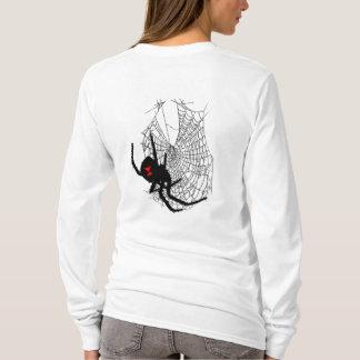 black widow spider, I'm Poison! T-Shirt