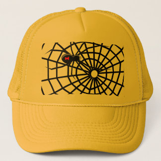 Black Widow Spiders Web! Trucker Hat