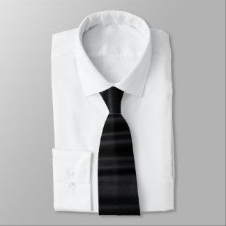 Black with Grey shade Tie
