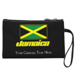 Black with Jamaica Flag