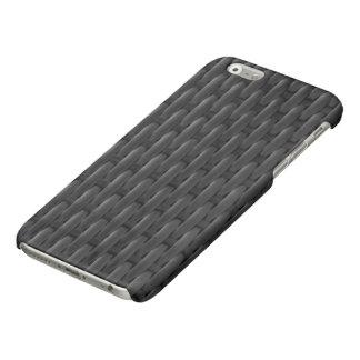 Black Woven Iphone Case iPhone 6 Plus Case
