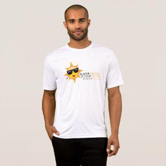 Black + Yellow Design T-Shirt