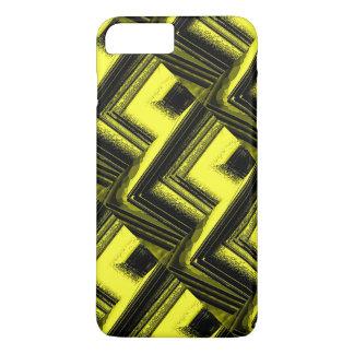 Black & Yellow iPhone case