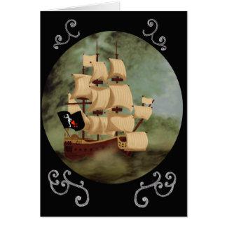 Blackbeard s Ship Queen Anne s Revenge Cards