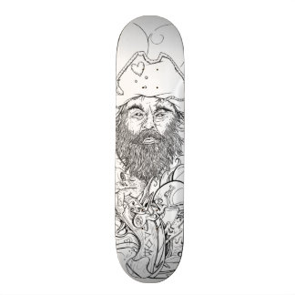 BlackBeard Skateboard