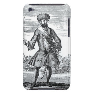 Blackbeard the Pirate, from 'A General History of Barely There iPod Cover