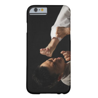 Blackbelt Being Kicked in the Head Barely There iPhone 6 Case