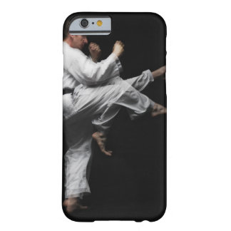 Blackbelt Doing a Front Kick Barely There iPhone 6 Case