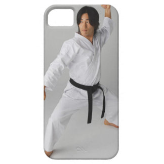 Blackbelt In An At Ready Stance Barely There iPhone 5 Case