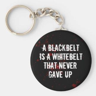 Blackbelt Key Ring