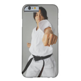 Blackbelt Punching Barely There iPhone 6 Case