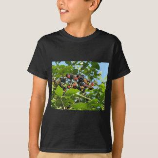Blackberries bunch t shirt