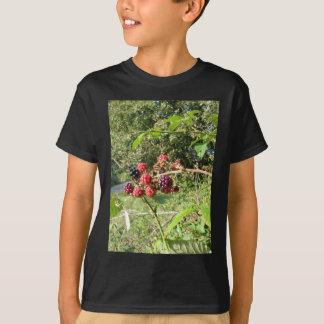 Blackberries bunch tshirts