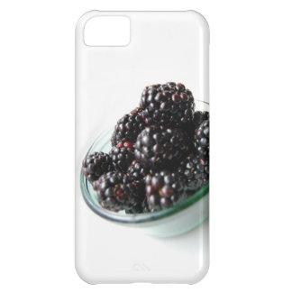 blackberries iPhone 5C case