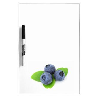 Blackberries Dry Erase Board