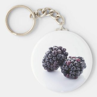 Blackberries Keychain