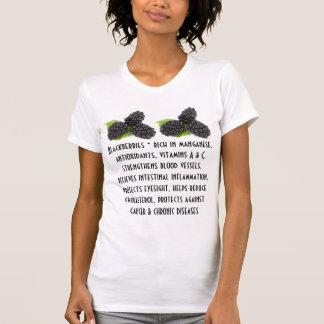 Blackberries womens shirt