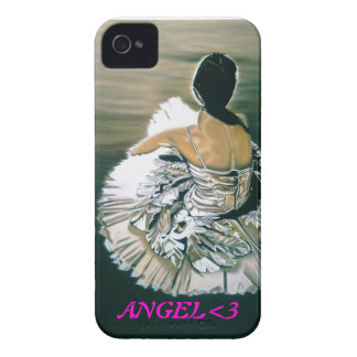 """Blackberry """"ANGEL <3"""" Case iPhone 4 Cover"""