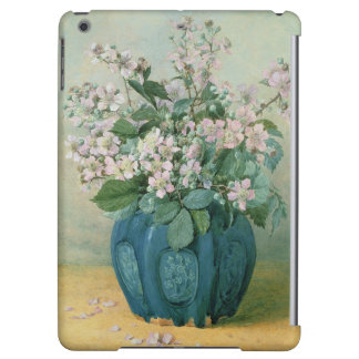 Blackberry Blossoms iPad Air Cover