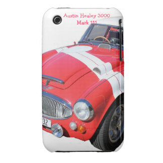 BLACKBERRY BOLD Case-Mate Austin Healey 3000 Case-Mate iPhone 3 Cases