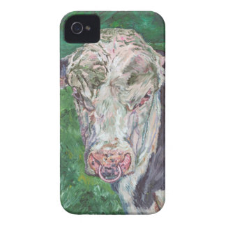 BlackBerry Bold Case-Mate Barely There™ - Cow