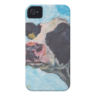 BlackBerry Bold Case-Mate Barely There™- Cow