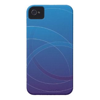 BlackBerry Bold Cases Blue Design