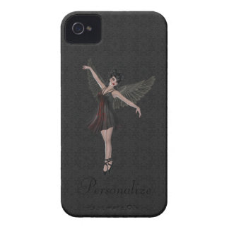 BlackBerry Bold Cute Gothic Angel Dancing iPhone 4 Covers