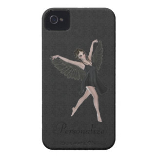 BlackBerry Bold Cute Gothic Angel Dancing Case-Mate iPhone 4 Cases