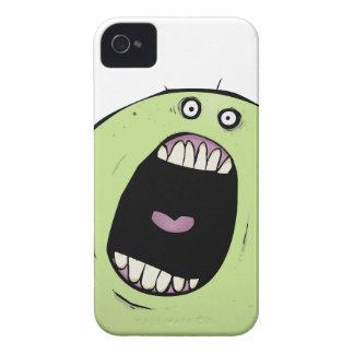 Blackberry Bold Screaming Green Monster Case Case-Mate iPhone 4 Case