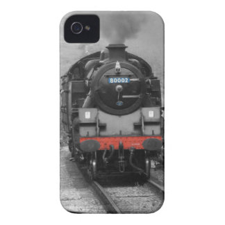 Blackberry Bold Steam Train Case iPhone 4 Cover