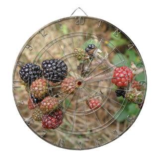 Blackberry Bonanza Dart Board